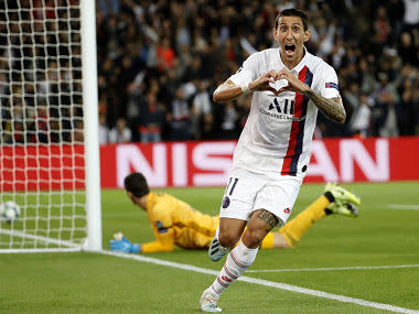 Champions League: Angel Di Maria scores twice to help PSG beat Real Madrid; Manchester City sink Shakhtar Donetsk