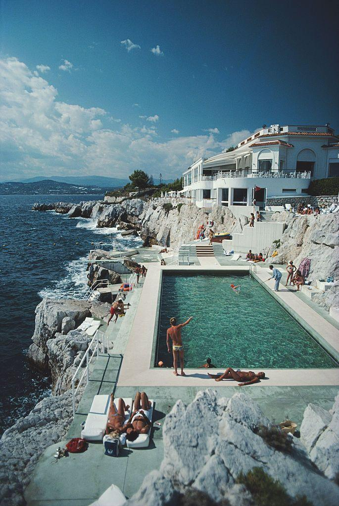 Photo credit: Slim Aarons - Getty Images