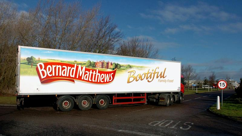 More workers test positive for Covid-19 at Bernard Matthews turkey plant