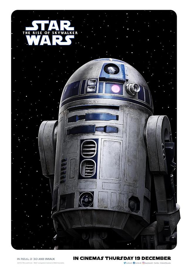 Artoo has largely been sidelined in the sequel trilogy. (Disney)