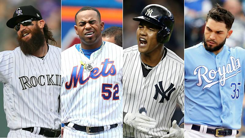 Yankees, Rockies, Mets lead MLB's first-month surprises and disappointments
