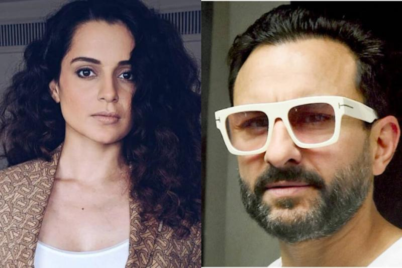 My Comment on Saif Ali Khan has been Misinterpreted, Says Kangana Ranaut