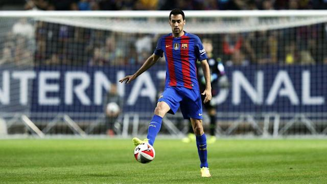 <p>Sergio Busquets has been at Barcelona for over a decade and in that time he has made a named for himself as one of the best defensive minded central midfielders in world football. </p> <br><p>The Spanish midfielder has won it all during his phenomenal career, including six La Liga tiles, three Champions Leagues and a World Cup to name just a few.</p> <br><p>At the age of 29 Busquets is still a vital part of Barcelona's team and it would be no surprise to see him playing at the Camp Nou for many seasons to come. </p> <br>