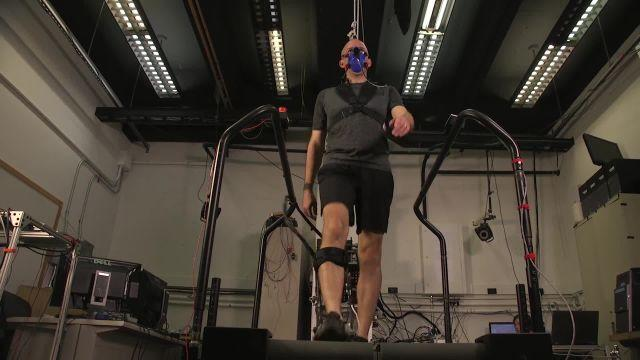 Optimizing an exoskeleton. Video produced by Rahkendra Ice / AAAS. Read the article: https://arstechnica.com/science/2017/06/genetic-algorithm-can-personalize-your-powered-exoskeleton/