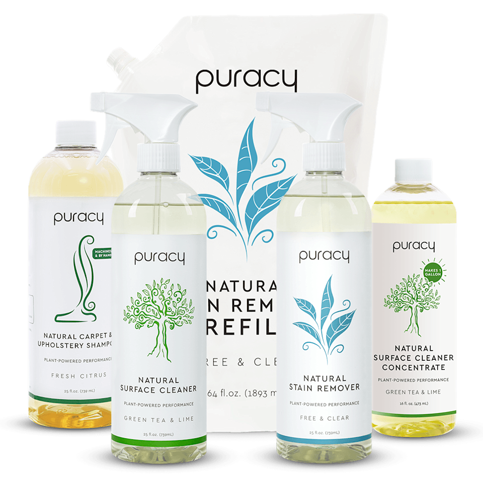 """<p>puracy.com</p><p><strong>$19.98</strong></p><p><a href=""""https://go.redirectingat.com?id=74968X1596630&url=https%3A%2F%2Fpuracy.com%2Fproducts%2Fhome-cleaning-box%3Fvariant%3D30898291998816&sref=https%3A%2F%2Fwww.countryliving.com%2Fshopping%2Fgifts%2Fg19663932%2Fmothers-day-gift-baskets%2F"""" rel=""""nofollow noopener"""" target=""""_blank"""" data-ylk=""""slk:Shop Now"""" class=""""link rapid-noclick-resp"""">Shop Now</a></p><p>Cleaning may even become enjoyable with these wonderful cleaning products. </p>"""