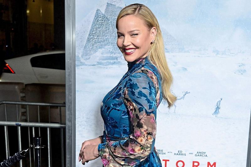 Action star: Abbie Cornish loved training for new film Geostorm: Rex