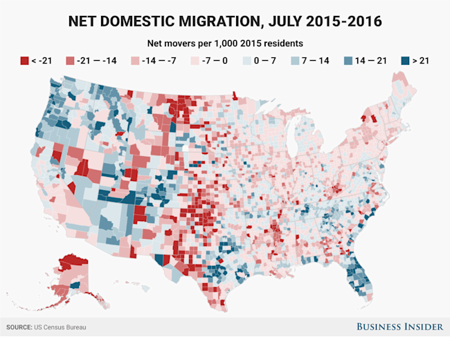 domestic migration county map