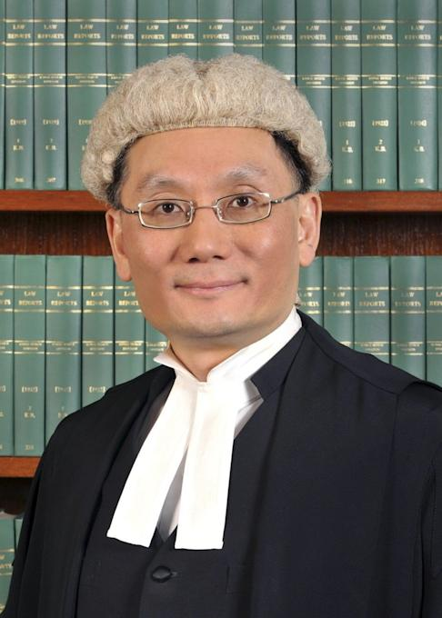 Justice Andrew Cheung is considered to be the front runner to be the city's next chief justice. Photo: Handout