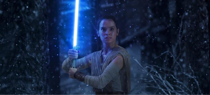 """There might be a new lightsaber color in """"The Last Jedi,"""" but it's probably not the Pantone color of the year"""