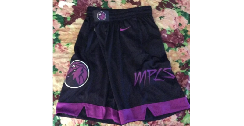 Timberwolves Will Sport New Prince Themed Purple Rain Unis