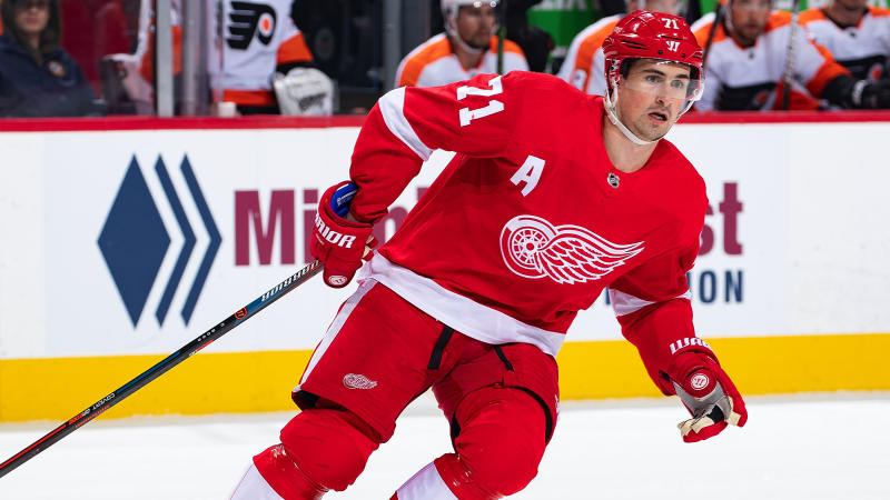 This year's Detroit Red Wings might be the worst team of the past two decades. (Dave Reginek/NHLI via Getty Images)