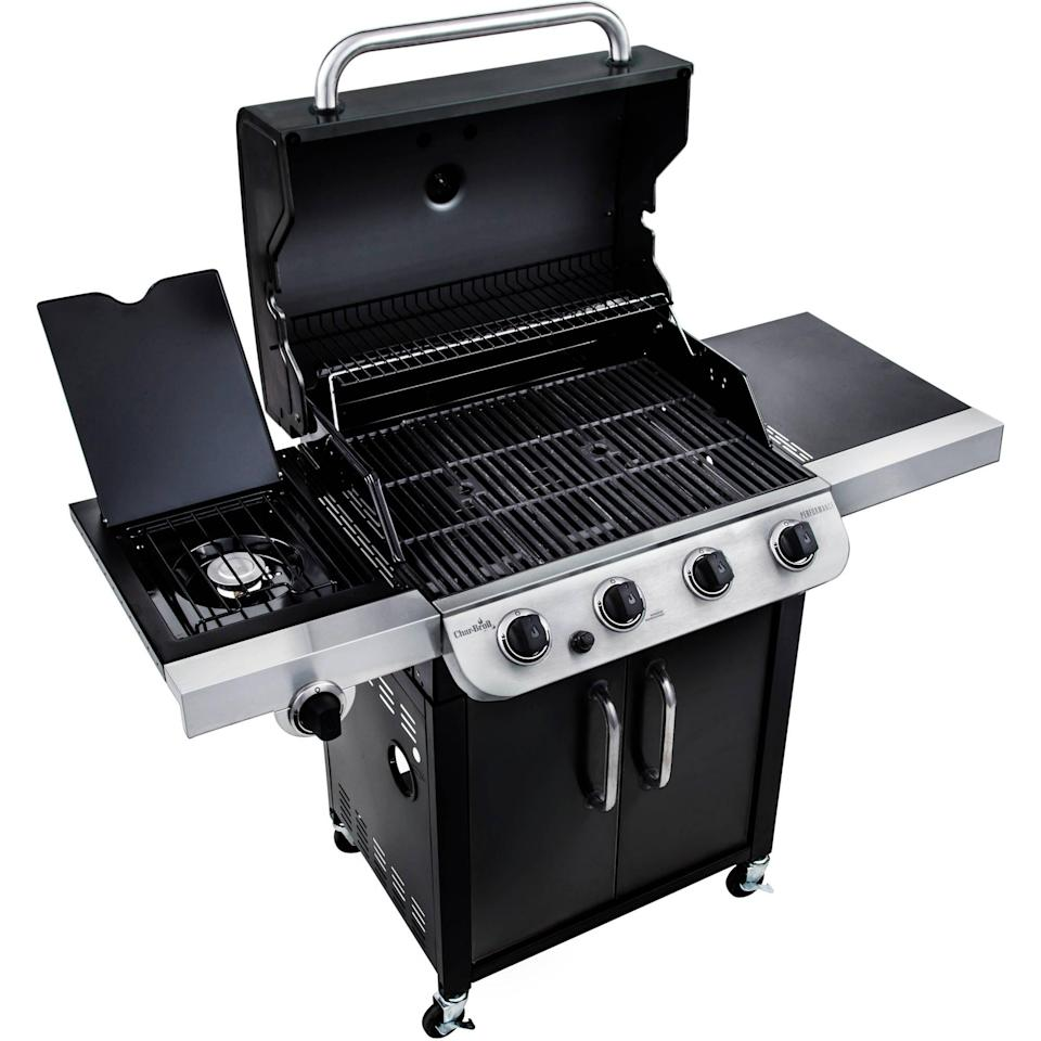 <p>Get your grill on all Summer long with this <span>Char-Broil Performance 4 Burner Gas Grill</span> ($210, originally $240).</p>