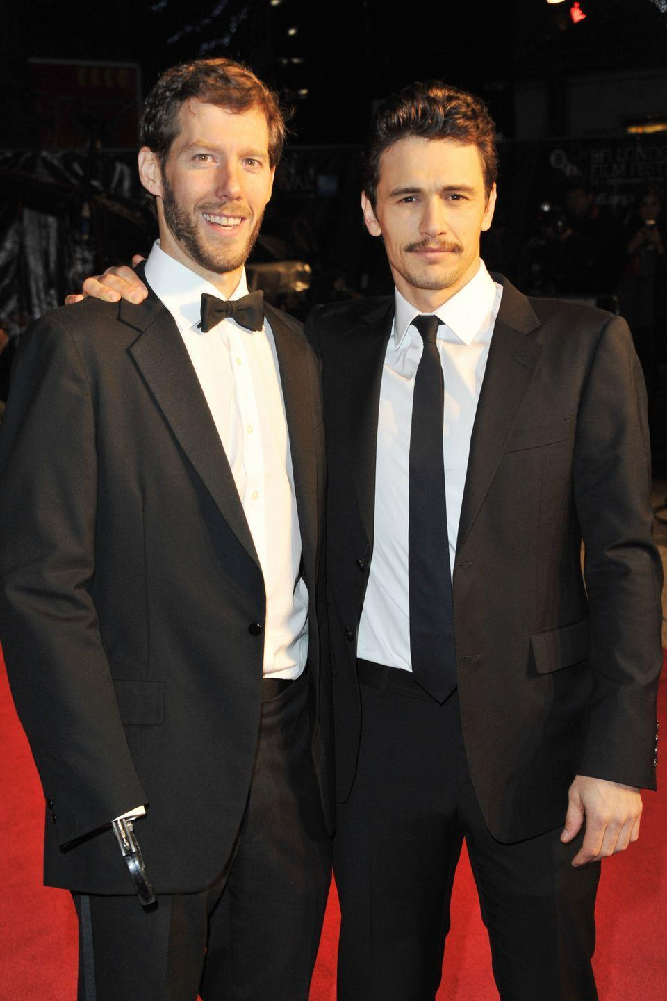 <p>Franco played Ralston in the 2010 movie <em>127 Hours</em>. </p>