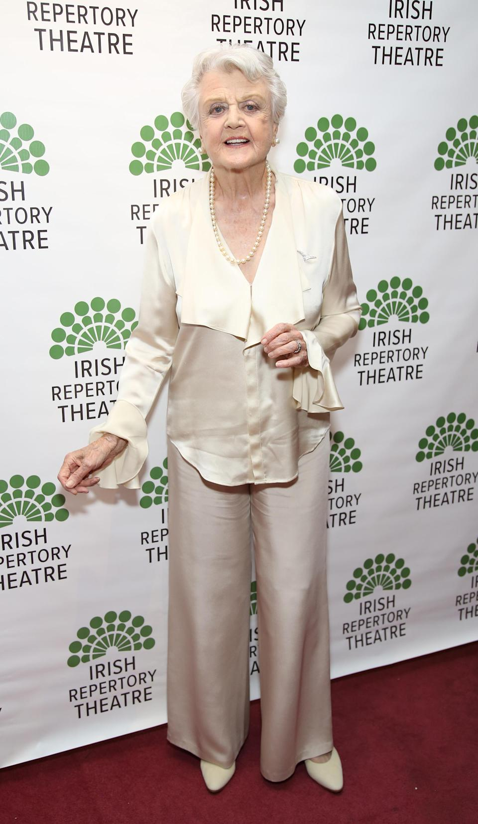 Angela Lansbury is under fire for controversial remarks about female sexual abuse victims. (Photo: Getty Images)