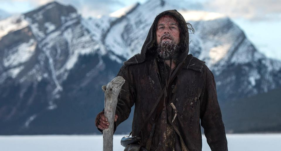 <p>Although Leonardo DiCaprio has arguably had better performances in his career, it's the cinematography, the backdrops, the support cast (Tom Hardy, Will Poulter) and the sheer breathtaking brutality of this film that totally won us over. Bleak yet beautiful. </p>