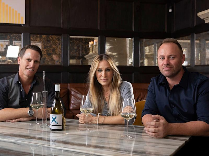 Sarah Jessica Parker Didn't Expect to Release a Wine—But She's Ready for More