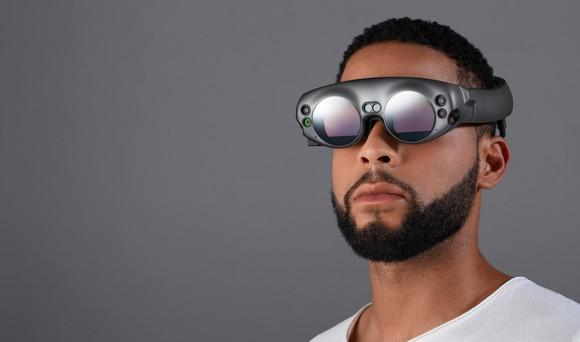 Magic Leap's Leap One.