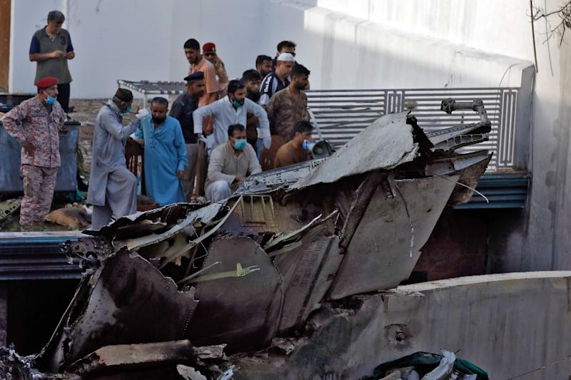 Pak Air Crash Probe Shows Pilots Were Distracted by Covid-19 Worry, Did Not Follow Procedure