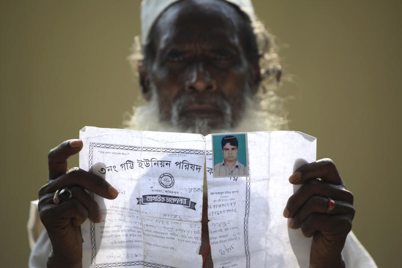 Bangladeshis demand worker safety as toll tops 400