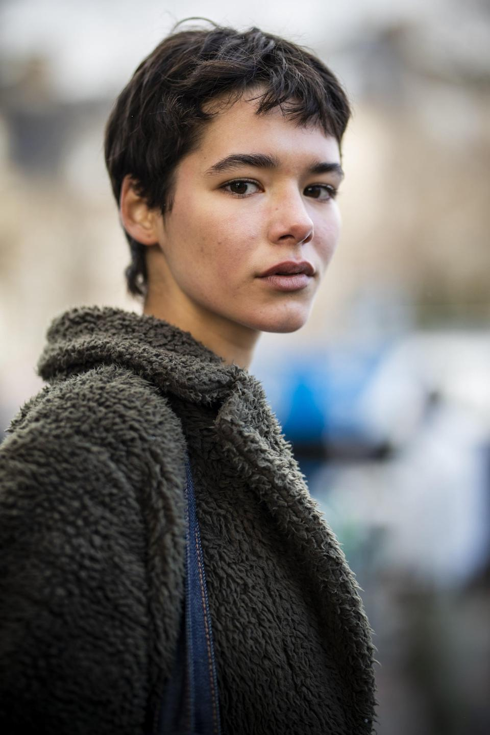 <p>We can't think of a better haircut for an intense and seductive person like a Scorpio than the pixie cut. The extrashort length is chic, no-fuss, and daring. </p>