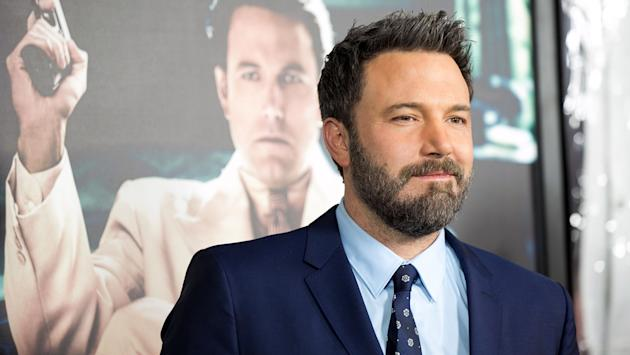 Ben Affleck Posts About Alcohol Rehab