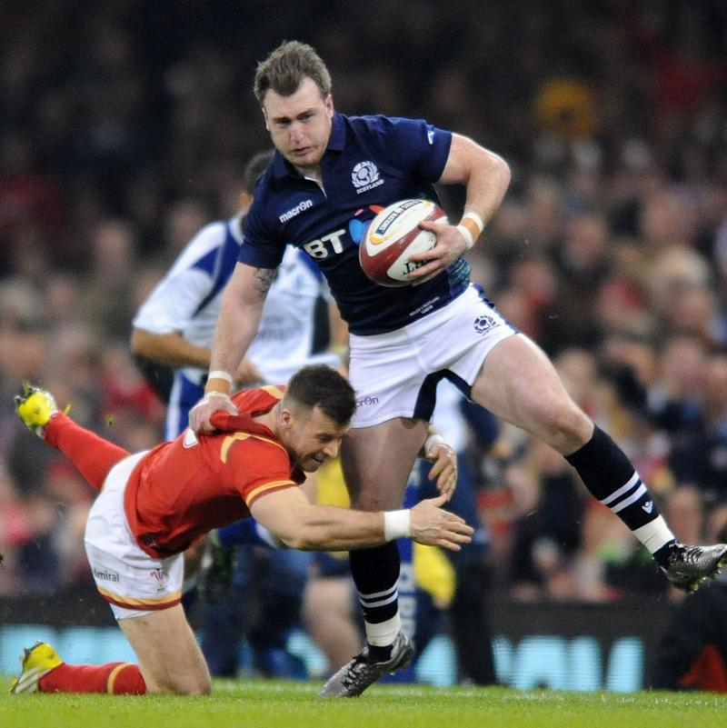 Stuart Hogg had a great Six Nations