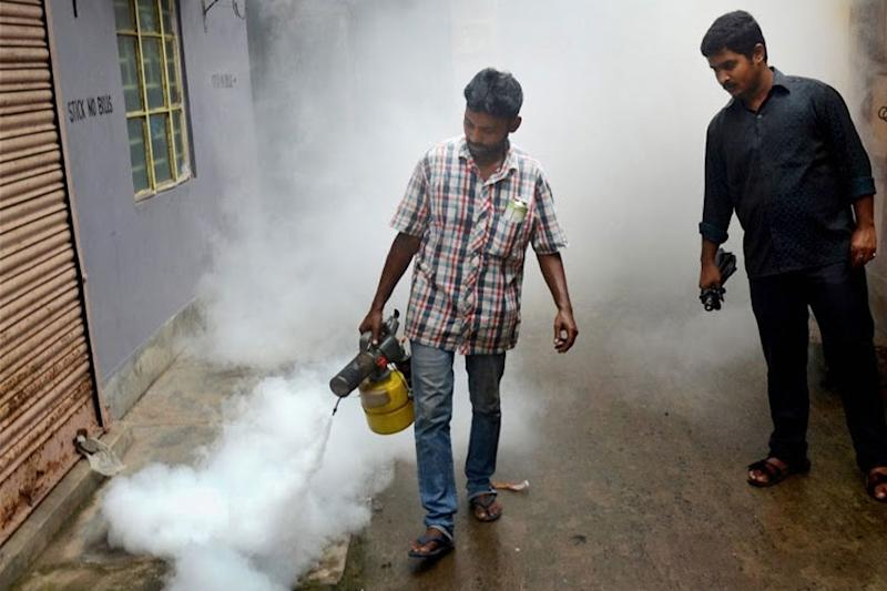 Two People Admitted to Government Hospital in Tiruvarur with Dengue Symptoms