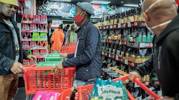 Traders will only be permitted to sell alcohol for consumption off-site