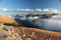 <p>This road trip is part of the Rocky Mountain adventure! Currently you may need to make reservations in order to enter the park for this road trip, so you'll want to plan accordingly. Trail Ridge Road extends 48 miles from Estes Park to Grand Lake and provides plenty of open sky and scenic views.</p>