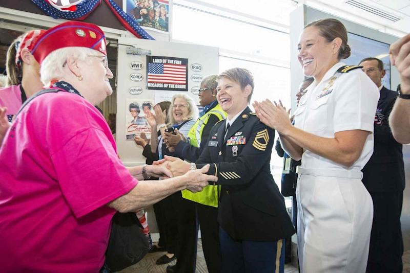 Female Veterans Are Leading the Count for the 2020 Census