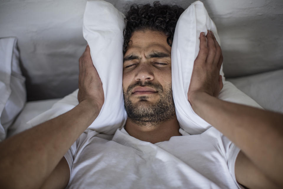 Are your sleeping habits holding you back? Image: Getty.