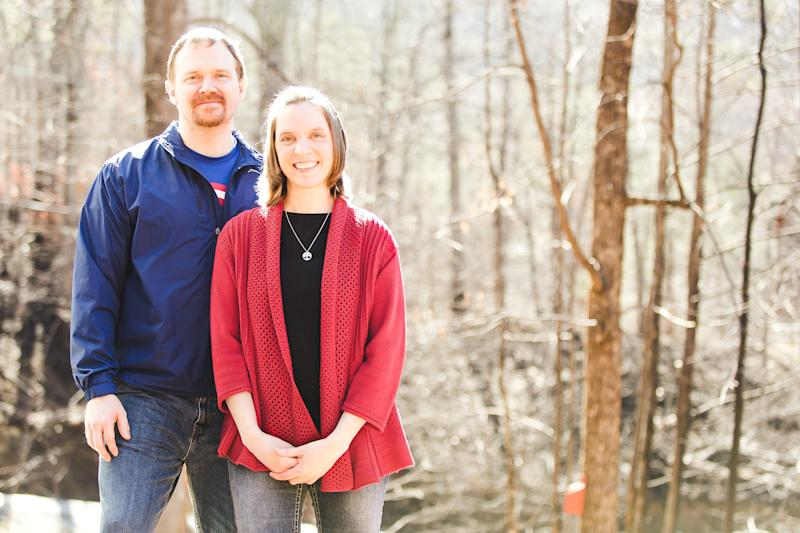 The Cates family have managed to keep a smile on their face even as they faced incredible hardships due to the Gatlinburg wildfires.
