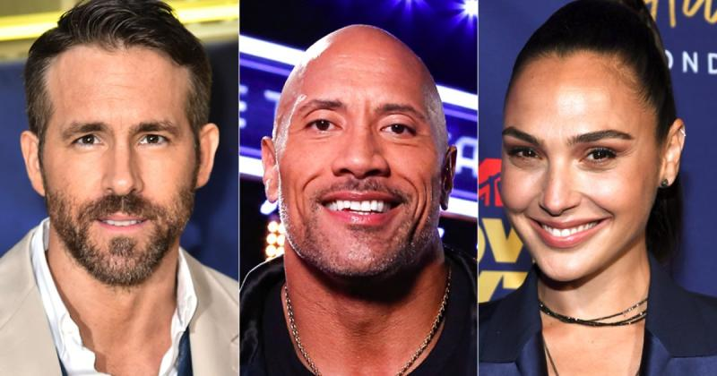 Ryan Reynolds Joins Dwayne Johnson and Gal Gadot for Netflix Action Film Red Notice