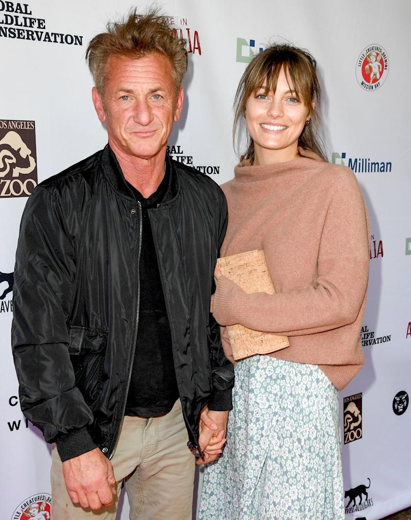 Sean Penn confirms secret 'COVID wedding' rumors
