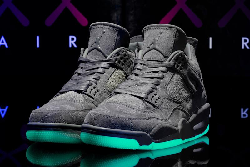 ca1d9bebfe1 The Kaws x Air Jordan Releases March 31 — but It Won't Be Easy to Get