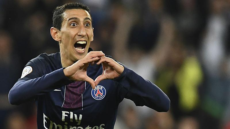 VIDEO: Di Maria nets outstanding free kick