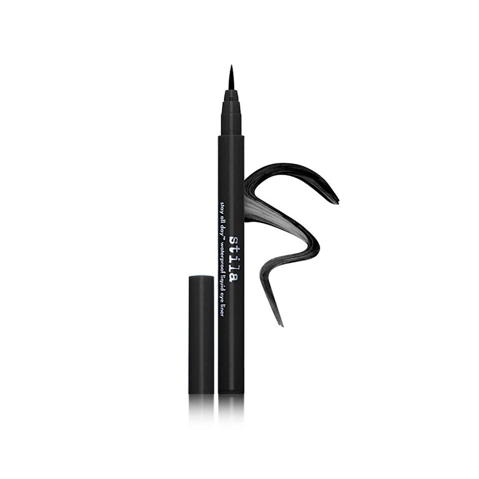 """With thousands of reviews and five-star ratings across the Internet, <a href=""""https://www.glamour.com/story/stila-stay-all-day-liquid-eyeliner?mbid=synd_yahoo_rss"""" rel=""""nofollow noopener"""" target=""""_blank"""" data-ylk=""""slk:Stila's eyeliner"""" class=""""link rapid-noclick-resp"""">Stila's eyeliner</a> has a reputation for being the best-of-the-best in liquid liners. On any given day, you'll find at least one <em>Glamour</em> editor wearing it. $22, Ulta. <a href=""""https://shop-links.co/1716513328560678348"""" rel=""""nofollow noopener"""" target=""""_blank"""" data-ylk=""""slk:Get it now!"""" class=""""link rapid-noclick-resp"""">Get it now!</a>"""