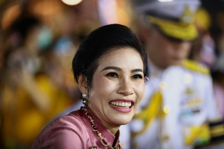 The Thai king has appointed his official consort Sineenat Wongvajirapakdi to a role overseeing healthcare in prisons