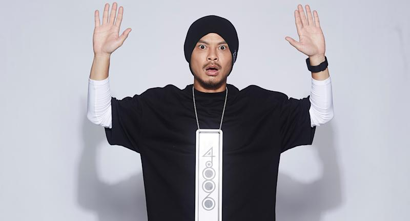 Namewee will be performing for the first time in Singapore. (Photo: Mode Productions)
