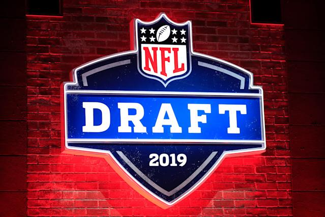 The 2020 NFL draft will not be the grandiose show 2019 was due to the coronavirus pandemic. (Photo by Andy Lyons/Getty Images)