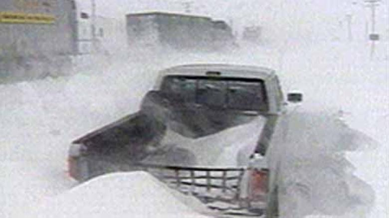 'It wasn't pretty': Former flood forecaster recalls blizzard that led to Flood of the Century