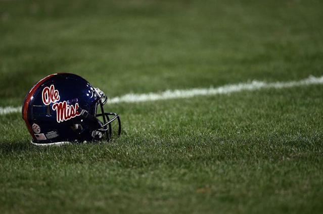 Former Ole Miss coach Houston Nutt has filed a lawsuit against the school alleging a breach of their severance agreement. (Getty)