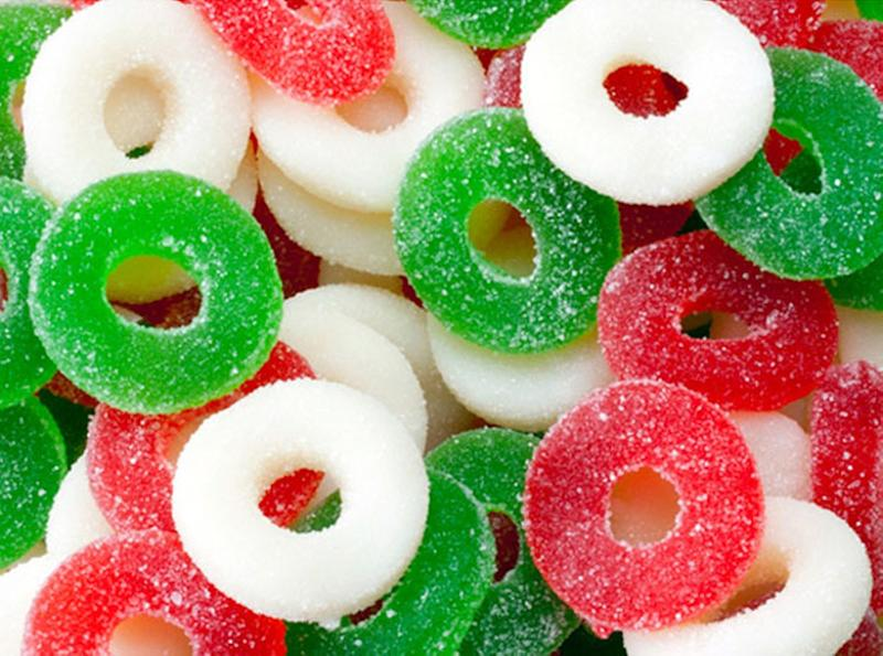 Christmas Candies.The 50 Most Popular Christmas Candies Ranked