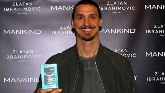 Zlatan fragrance