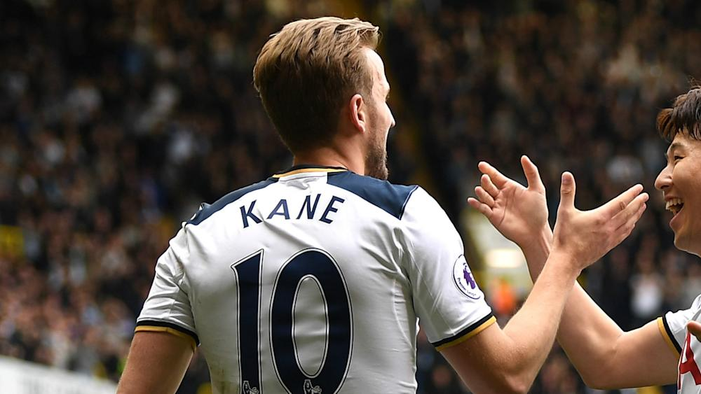 Premier League Team of the Week Harry Kane