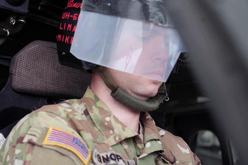 Army Pilot's Invention Enables Hyper-Realistic Low-Visibility Flight Training