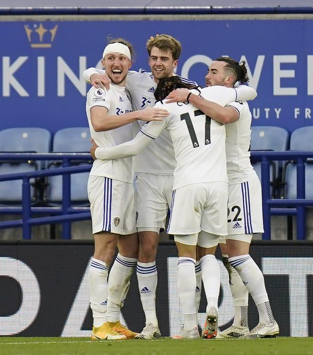 Leicester City v Leeds United – Premier League – King Power Stadium