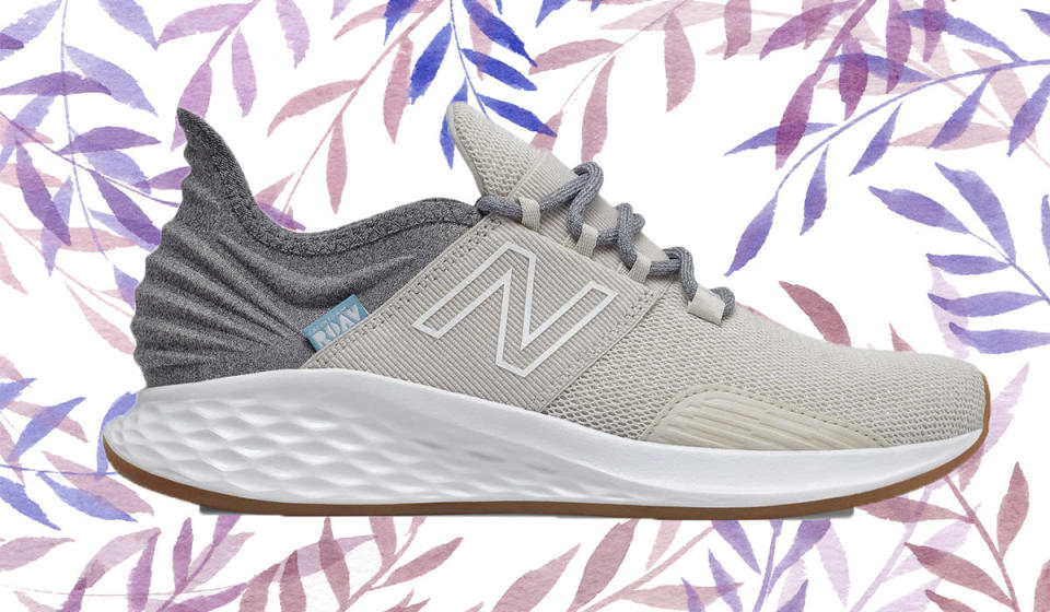 It's the t-shirt of sneakers. (Photo: New Balance)