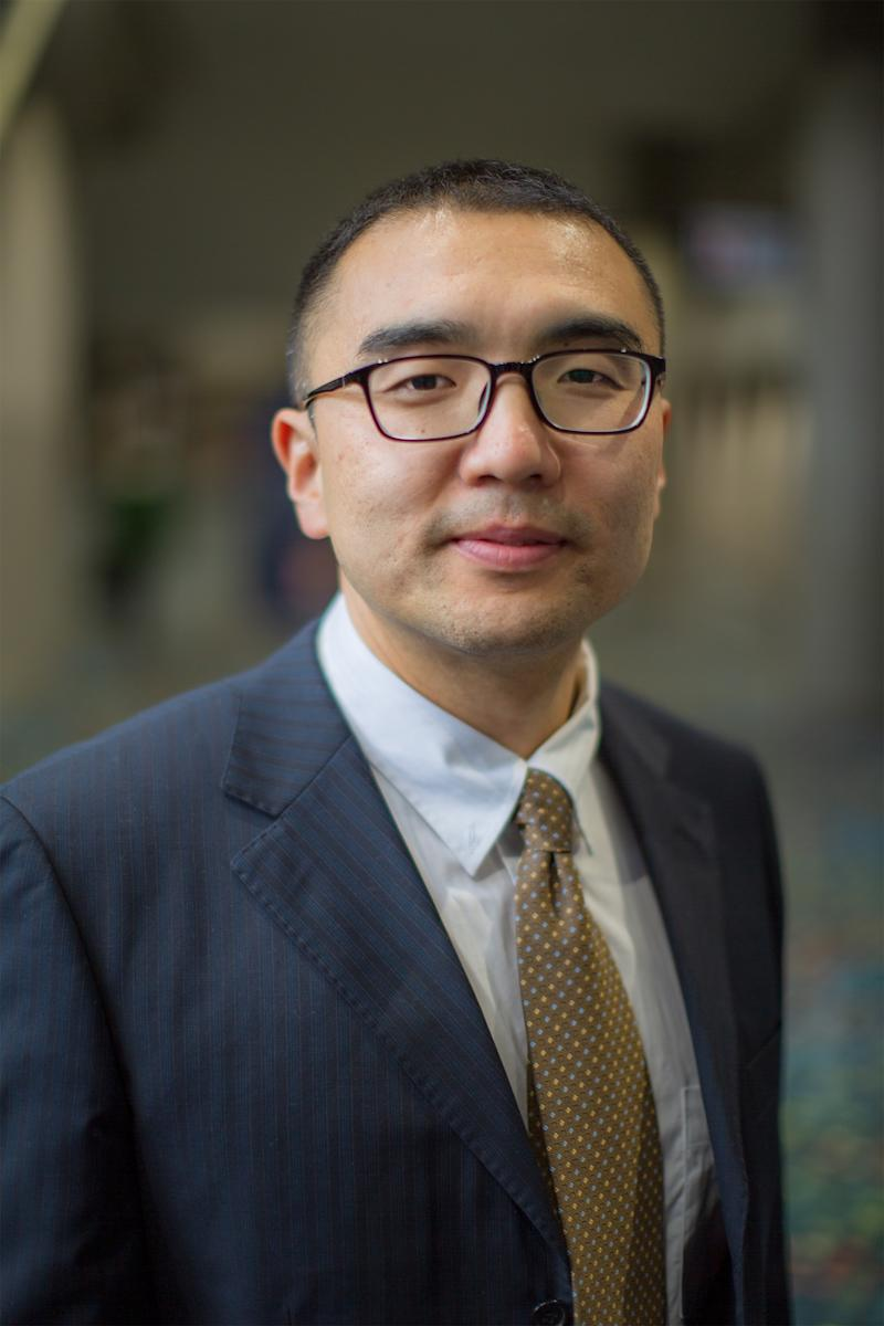 Dr. Wu, lead investigator of the trial