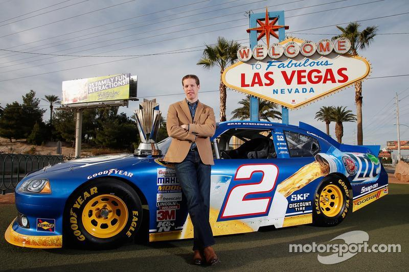 "2012 - NASCAR Cup: Brad Keselowski (Dodge Charger)<span class=""copyright"">Getty Images</span>"